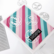 Pinkfresh Studio stanssi Color Block Diagonal Stripes