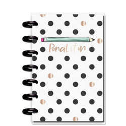 Happy Planner Mini Happy Notes Kit, Pencil It In Student