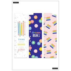 Mambi Planner Bookmarks Dream Big
