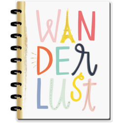 Happy Planner Classic Happy Notes Kit, Wanderlust