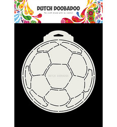 Dutch Doobadoo Card Art Soccer Ball -sapluuna