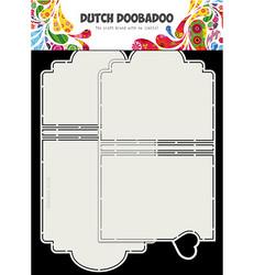 Dutch Doobadoo Card Art Mini Album -sapluunasetti