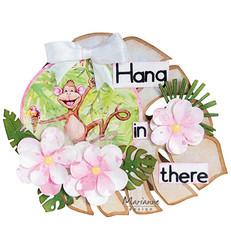 Marianne Design stanssisetti Frangipani Flower