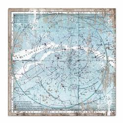 Stamperia Arctic Antarctic skräppipaperi Arctic