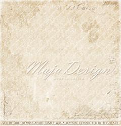 Maja Design Miles Apart skräppipaperi Ephemera