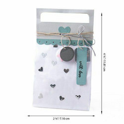 Sizzix Thinlits stanssisetti Party Bag Topper