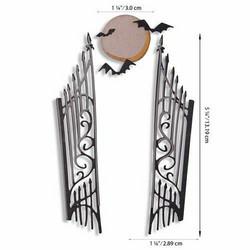 Sizzix Tim Holtz Thinlits stanssisetti Gate Keeper