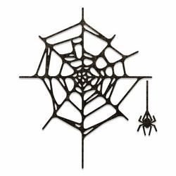 Sizzix Tim Holtz Thinlits stanssisetti Spider Web