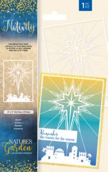 Crafter's Companion Nativity sapluuna The Brightest Star
