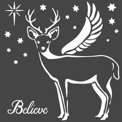 Stamperia sapluuna Deer