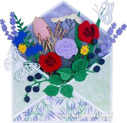 Marianne Design stanssisetti Wild Flowers