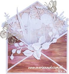 Marianne Design stanssisetti Field Bouquet
