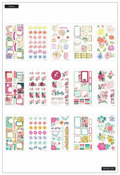 Mambi Happy Memory Keeping Value Pack -tarrapakkaus Layered Florals