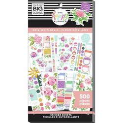 Mambi Happy Memory Keeping Value Pack -tarrapakkaus Detailed Florals