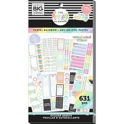 Mambi Happy Memory Keeping Value Pack -tarrapakkaus Pastel Rainbow