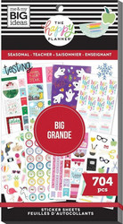 Mambi Happy Memory Keeping Value Pack -tarrapakkaus Seasonal Teacher, BIG