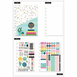 Happy Planner Classic Happy Notes Kit, Keep Sleeping