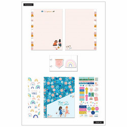 Mambi Happy Planner Classic Accessories -pakkaus, Squad Goals
