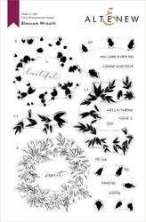 Altenew Blossom Wreath -leimasinsetti