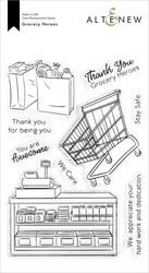 Altenew Grocery Heroes -leimasinsetti
