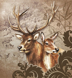 Servetti Deer Couple, 20 kpl