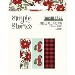 Simple Stories Jingle All The Way washiteipit