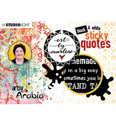Studio Light tarrakirja Art By Marlene, Artsy Arabia