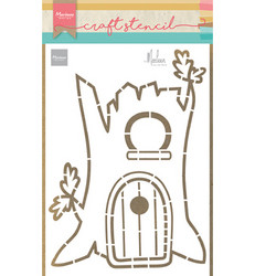Marianne Design sapluuna Treehouse