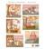 Marianne Design korttikuvat Eline's Animals - Autumn