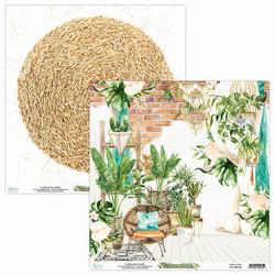 Mintay skräppipaperi Urban Jungle 03