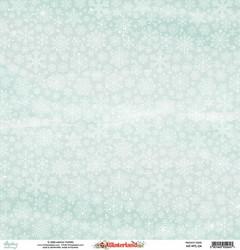 Mintay skräppipaperi Winterland 04