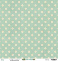 Mintay skräppipaperi Merry & Bright 02