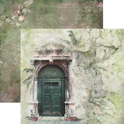 13@rts skräppipaperi Bella, Olive Gardens