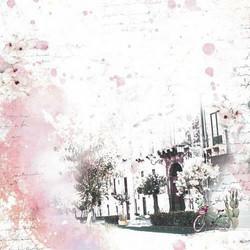 13@rts skräppipaperi Bella, Buongiorno