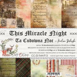 Craft O'clock paperipakkaus This Miracle Night, 8