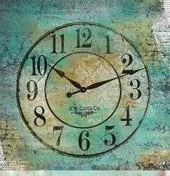 Craft O'clock skräppipaperi Mixed Media, Hazy Street 04