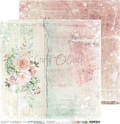 Craft O'clock skräppipaperi Hello Beauty 01