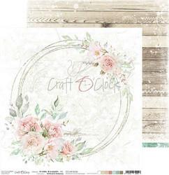 Craft O'clock skräppipaperi Hello Beauty 06