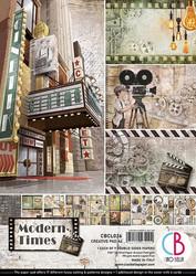 Ciao Bella Creative Pad paperipakkaus Modern Times