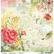 Ciao Bella Microcosmos -skräppipaperi Roses