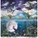 Ciao Bella Moon & Me -skräppipaperi Upside Down