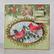 Heartfelt Creations Snowy Pine Cardinals -stanssisetti