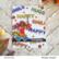 Whimsy Stamps Graffiti Girl -leimasinsetti