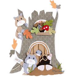 Marianne Design stanssisetti Eline's Hamster
