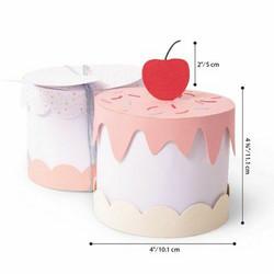 Sizzix Thinlits stanssisetti Cake Box