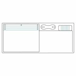 Sizzix BigZ ScoreBoards XL stanssi Pocket Notebook