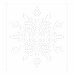 Sizzix BigZ stanssi Snow Crystal