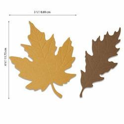 Sizzix BigZ stanssi Autumn Leaves