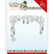 Yvonne Creations Christmas Village stanssi Christmas Baubles