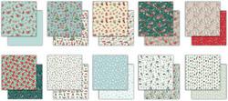 Craft Consortium Noel -paperipakkaus, 12